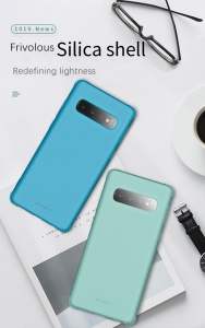Ốp dẻo IPAKY Color Galaxy S10 Plus